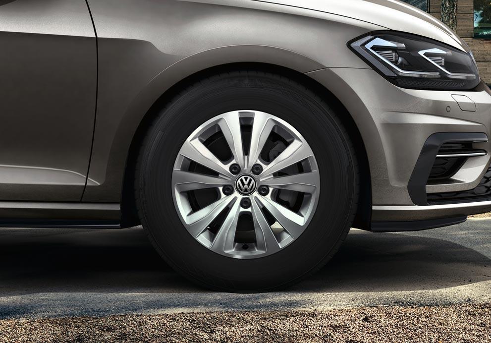 VW Golf Radreifen