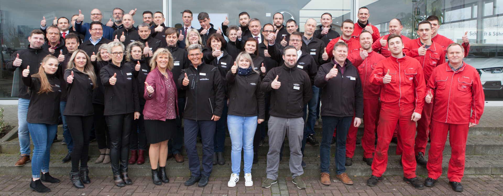 Audi Team Top Service 2020