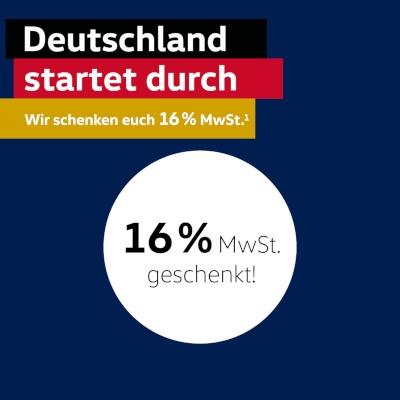 VW-Mehrwert-Steuer-Aktion 2020