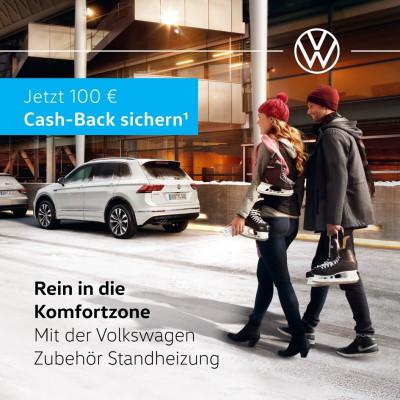 VW Cashback Standheizung 2020