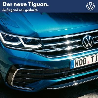 VW Tiguan neu 2020