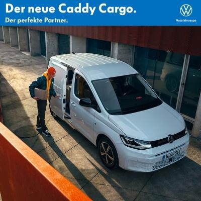 VW Caddy Cargo NEU 2020