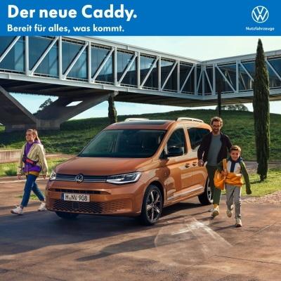 VW Caddy NEU 2020