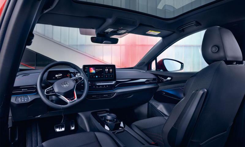 VW ID.4 GTX Interieur