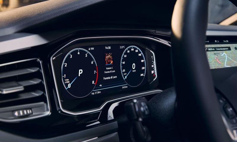 VW Polo 2021 Cockpit